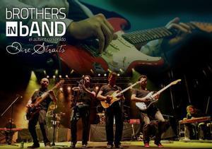 Brothers in Band repasará la discografía de Dire Straits este sábado en el Atrium Viladecans.