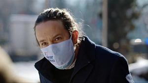 Pablo Iglesias en 'Salvados' (La Sexta).