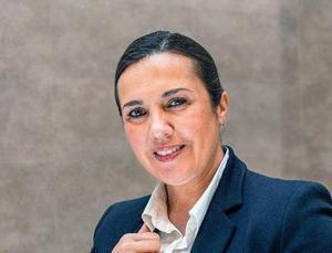 La abogada Eva González
