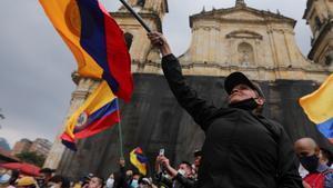 La tensió creix a Colòmbia amb una nova aturada contra Duque