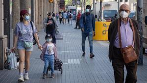 La Policia informarà de l'ús obligatori de la mascareta i multarà els desobedients
