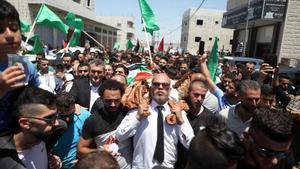 La mort d'un crític palestí aviva el descontentament popular contra Abbàs