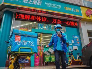 El auge de China como potencia económica es uno de los factores de disrupción.