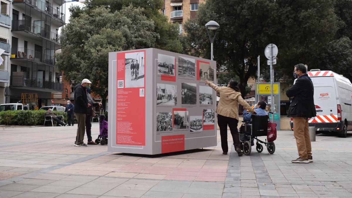 Exposición 'Historia de la rambla Modolell. El primer passeig de Viladecans'