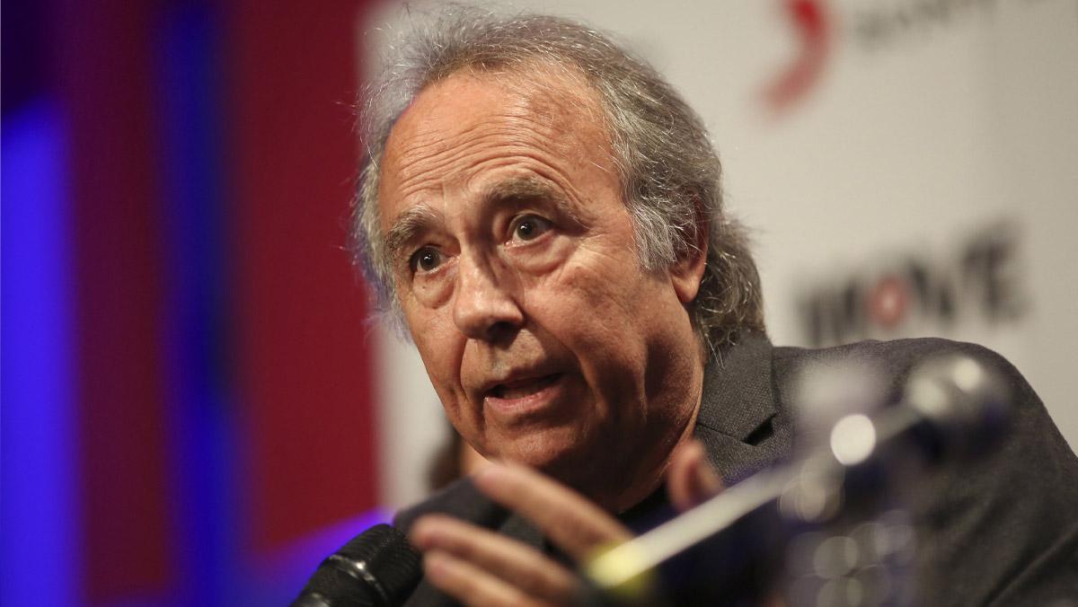 Serrat señaló que la situación en España es muy tensa y muy propicia a las exageraciones y las barbaridades.