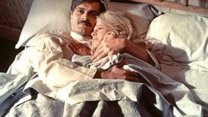 Fotograma de 'El doctor Zhivago', la adaptación de David Lean de la novela de Borís Pasternak.