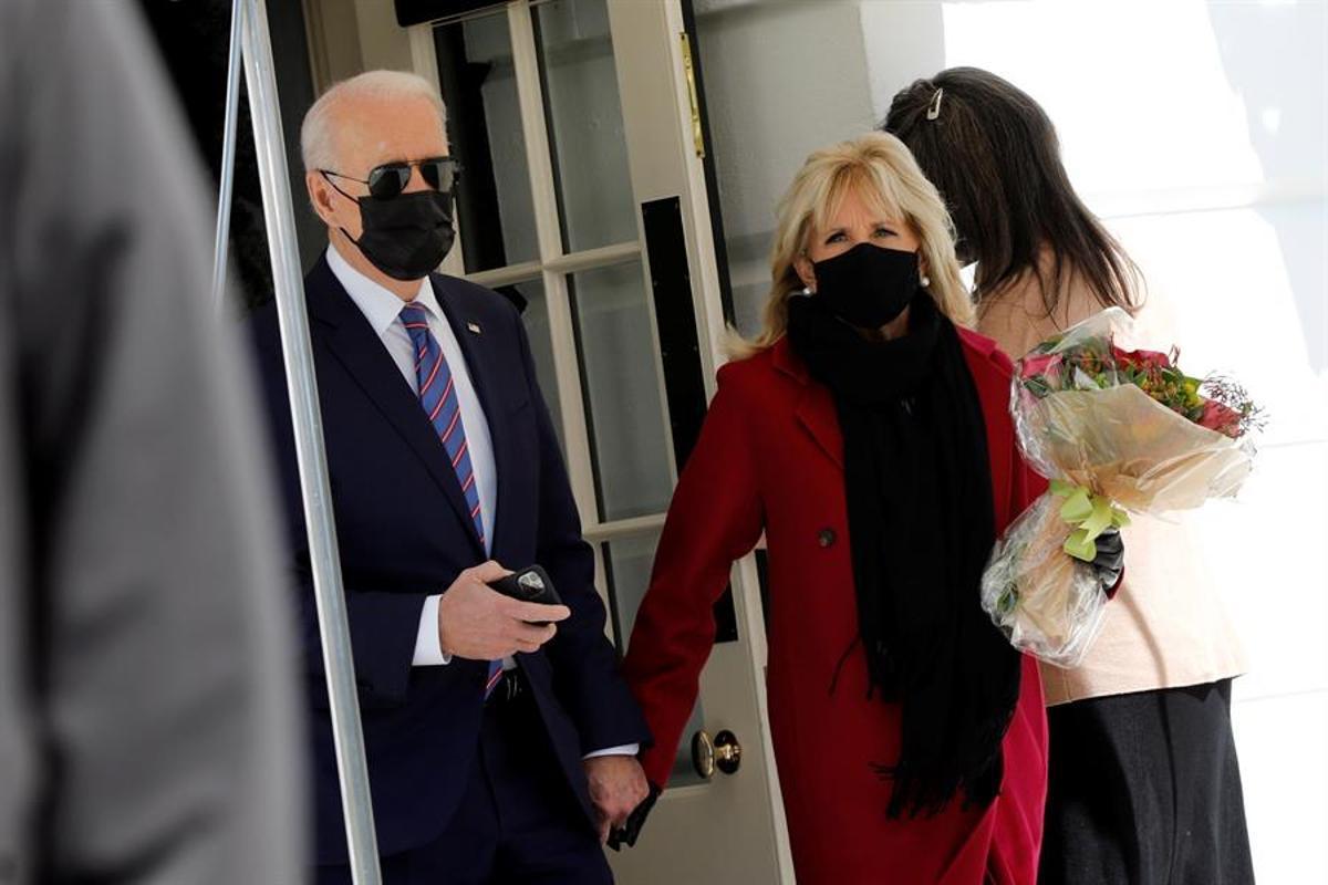 L'espanyol de Jill Biden es torna viral