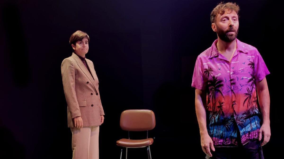 Agnès Busquets y Dafnis Balduz protagonizan esta comedia apocalíptica.