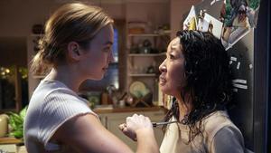 Jodie Comer y Sandra Oh, en 'Killing Eve'.