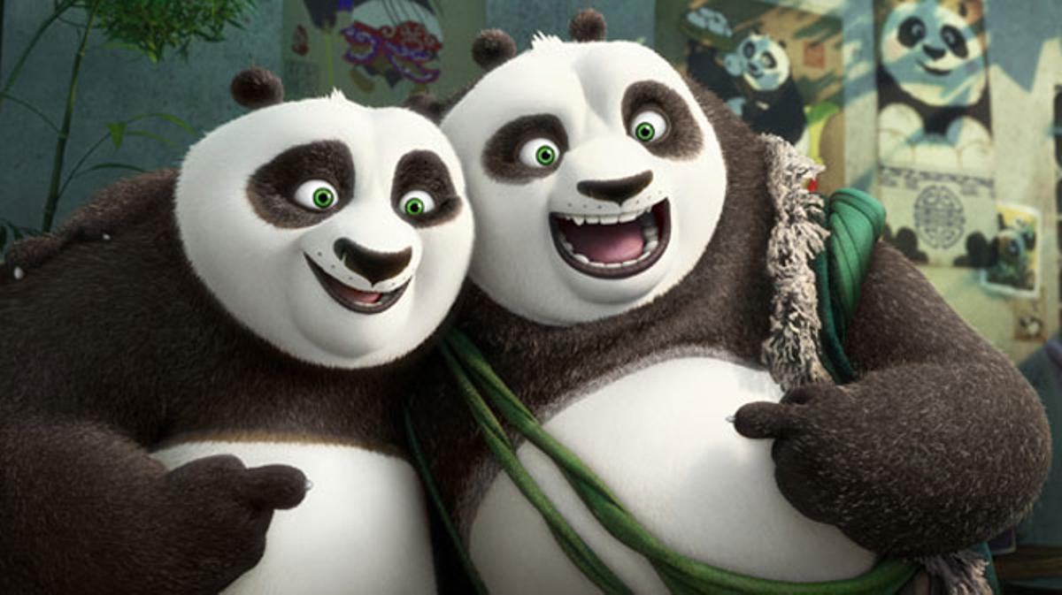 Tráiler de ' Kung Fu Panda 3' (2016).