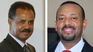 Etiòpia i Eritrea firmen l'acord de pau després de 20 anys d'hostilitats