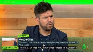 """Pablo López defiende el concierto de Raphael: """"Vi seguridad y respeto"""""""