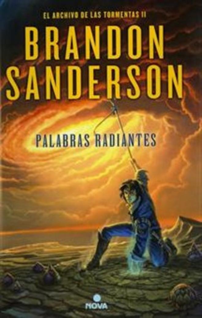 'Palabras radiantes': Sanderson sigue creciendo