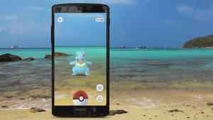 Captura de una de las últimas criaturas de Pokémon Go