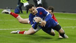 França derrota el 'Drac' a l'última jugada i té el Sis Nacions a l'abast