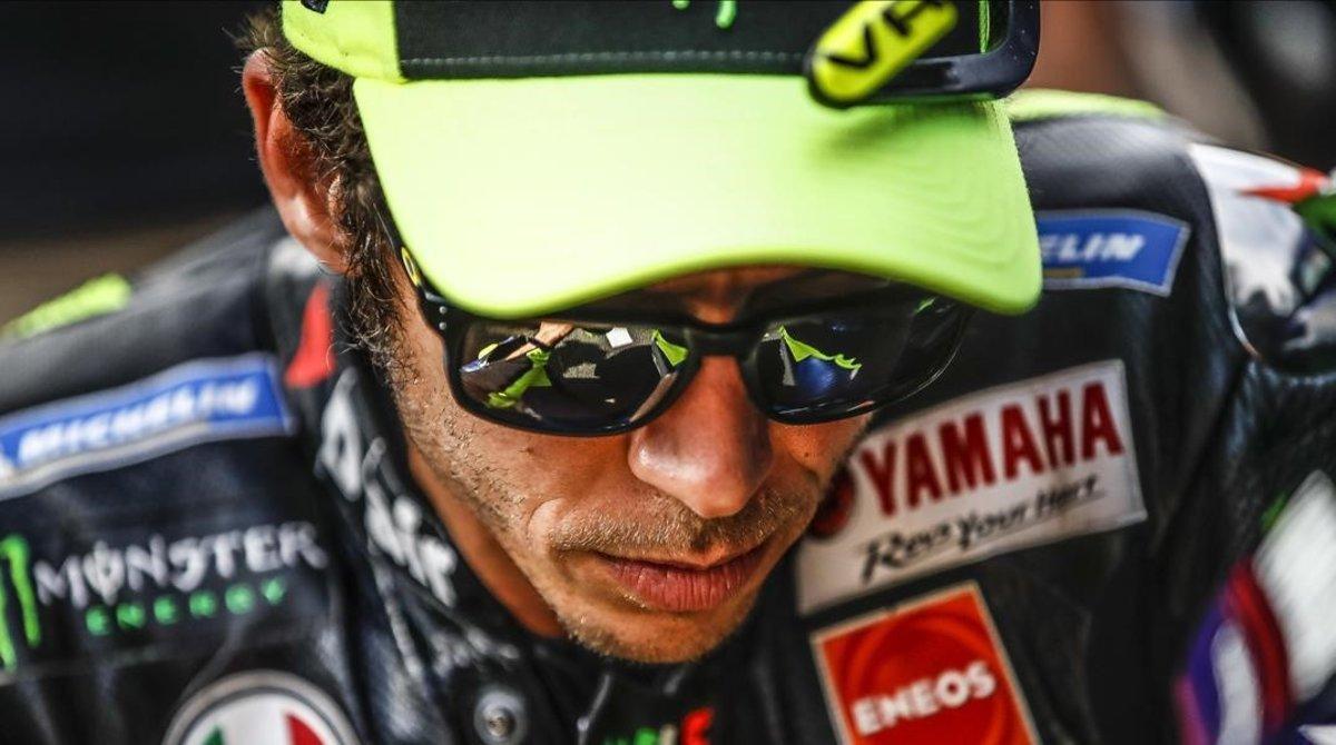 El italiano Valentino Rossi seguirá, hasta el 2022, en el Mundial de MotoGP.