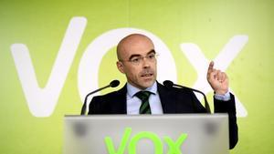 Vox demana manifestar-se a Colón contra Rajoy i la seva gestió del procés