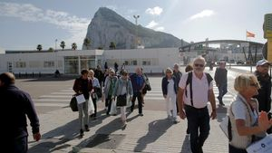 Frontera entre Gibraltar y España