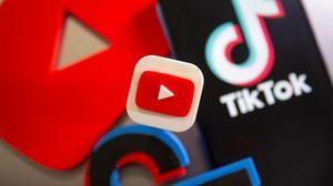 Logotipo de TikTok.
