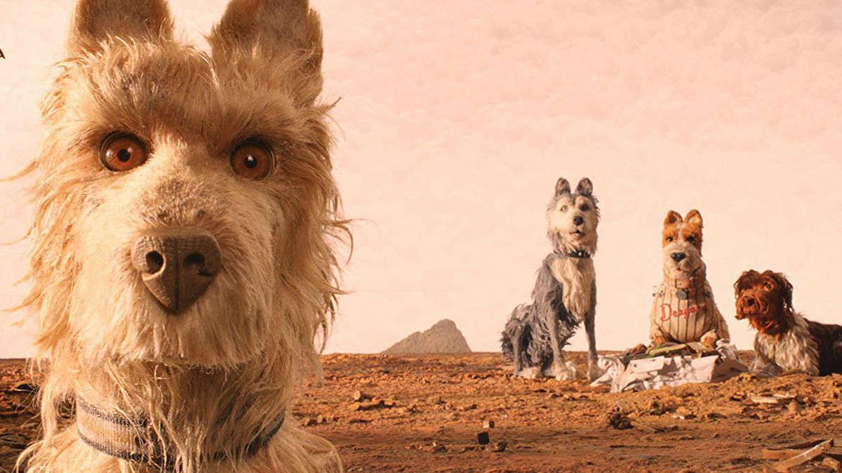 Tráiler de 'Isla de perros' (2018).