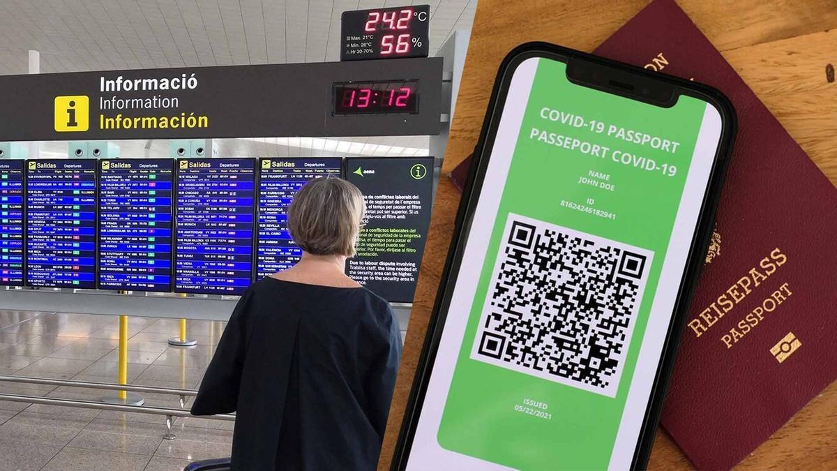 Passaport Covid: recuperats, antígens i incidències
