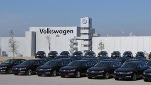 Factoría de Volkswagen en Chattanooga (Tennessee, EE.UU.)