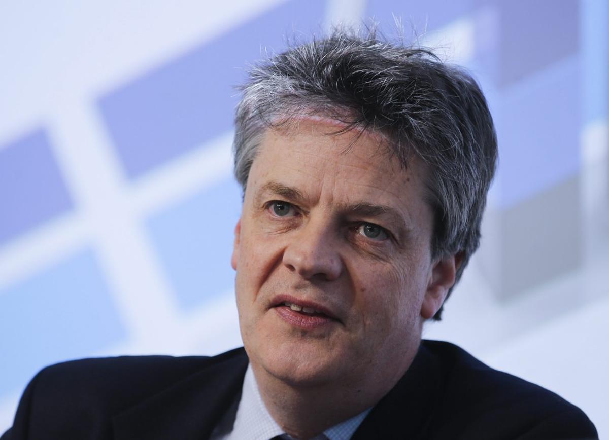 El dimitido comisario de Finanzas, Jonathan Hill.