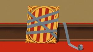 La libertad de expresión en el Parlament