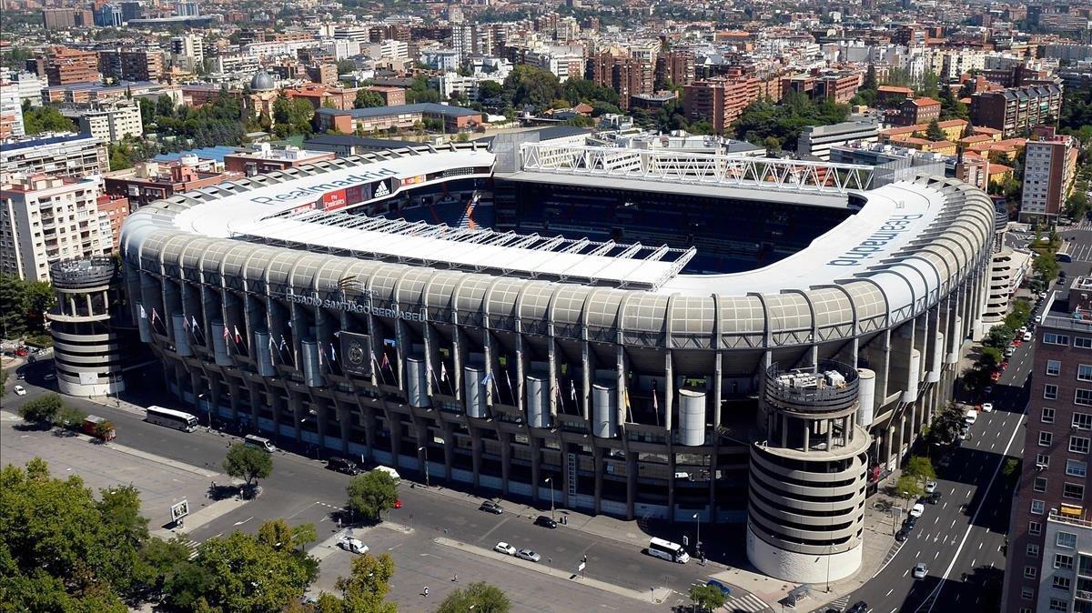 La final de la Copa Libertadores se traslada al Santiago Bernabeu.