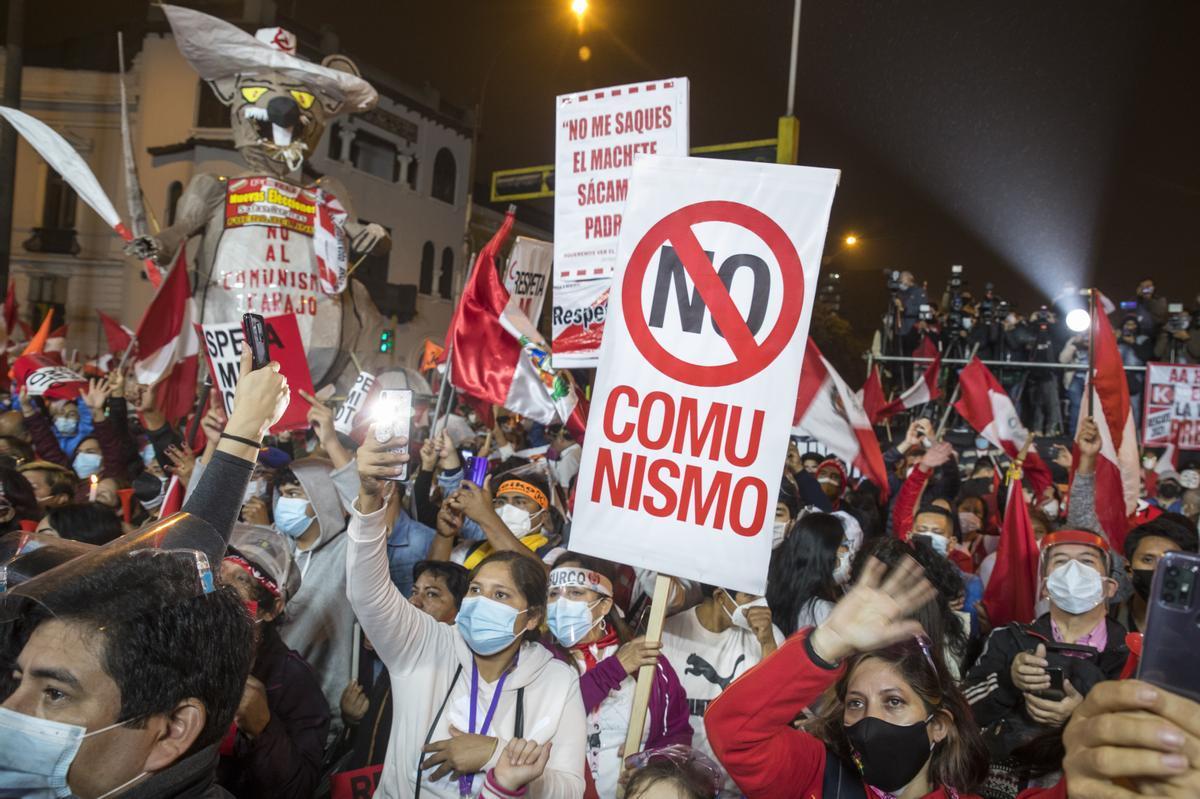 Perú i l'abisme