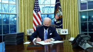 Biden i l'ONU, un retrobament «benvingut»