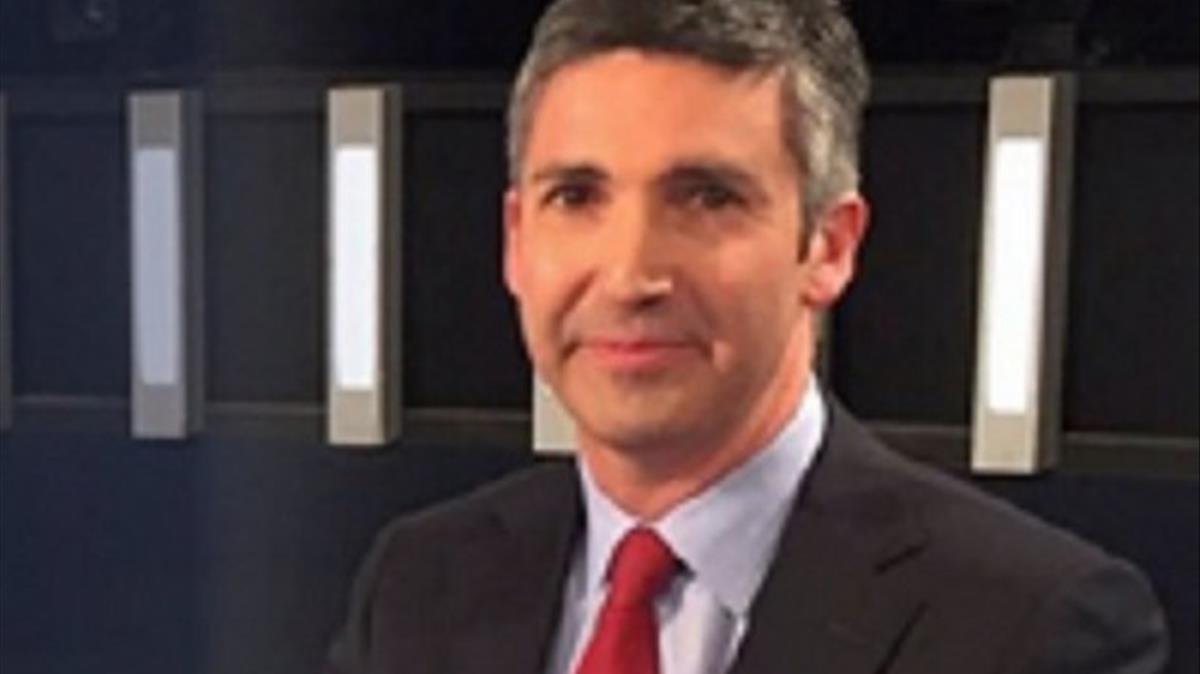Albert Fernandez Saltiveri, vicesecretario de comunicación del PPC.