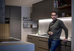 Entrevista al excapitán del Barça de balonmano, Víctor Tomàs.