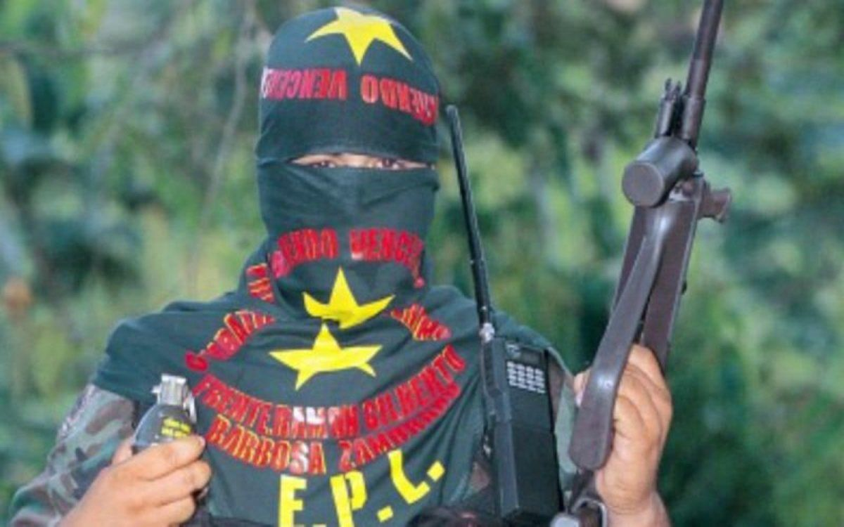 Ejército Popular de Liberación de Colombia anuncia cese de sus ataques