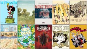 Còmic: 15 llibres recomanats per a Sant Jordi 2021