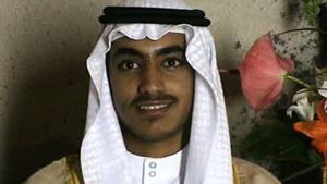 Hamza Bin Laden, hijo del difunto líder de Al Qaeda Osama Bin Laden.