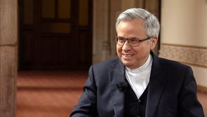 El arzobispo de Tarragona, Joan Planellas.