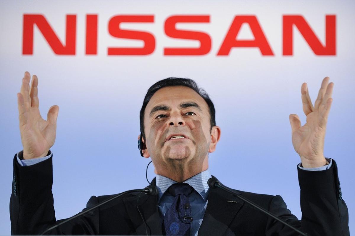 Carlos Ghosn se enfrentará a una demanda millonaria por parte de Nissan.