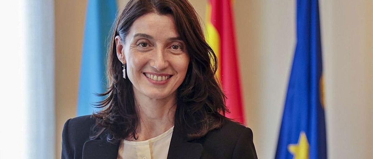 Pilar Llop, ministra de Justicia.
