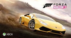 Forza Horizon 2.