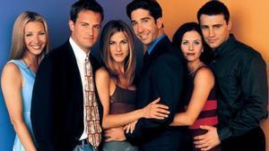 Encuesta: ¿Cuál de los 'Friends' se conserva mejor? ¿y peor?