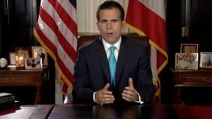 Dimite el gobernador de Puerto Rico, Ricardo Rosselló.
