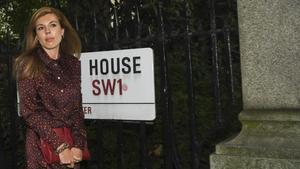 Así es la novia de Boris Johnson