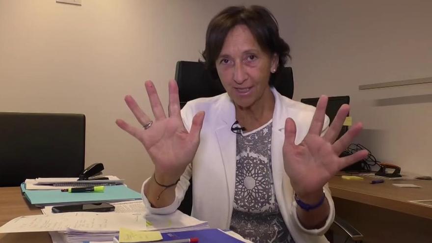 La alcaldesa de Tossa, otro cargo que se vacuna contra el covid-19