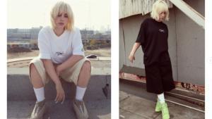 Billie Eilish ha presentado sus nuevas zapatillas Air Jordan 15 y 1KO.