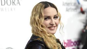 Madonna, en los premios Billboard, el pasado 9 de diciembre en Nueva York.