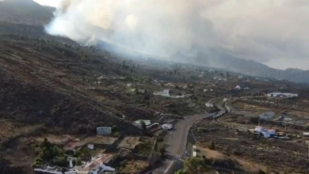 Ni mantas, ni alimentos. ¿Cómo ayudar a la población de La Palma afectada por la erupción del volcán?