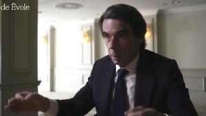 """Los titulares de Aznar con Évole: """"Jamás cobré un sobresueldo pero solo pongo la mano por mi"""""""