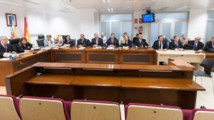 Absueltos los siete acusados del asesinato del alcalde de Polop
