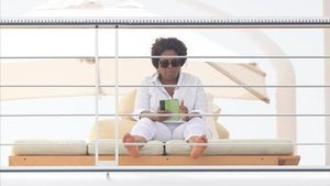 Oprah Winfrey atraca en Eivissa en un yate de 180 millones